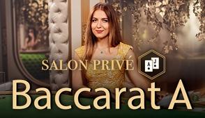 Salon Privé Baccarat A