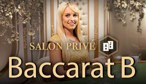 Salon Privé Baccarat B